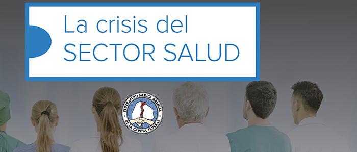 Crónica anunciada de la crisis en salud