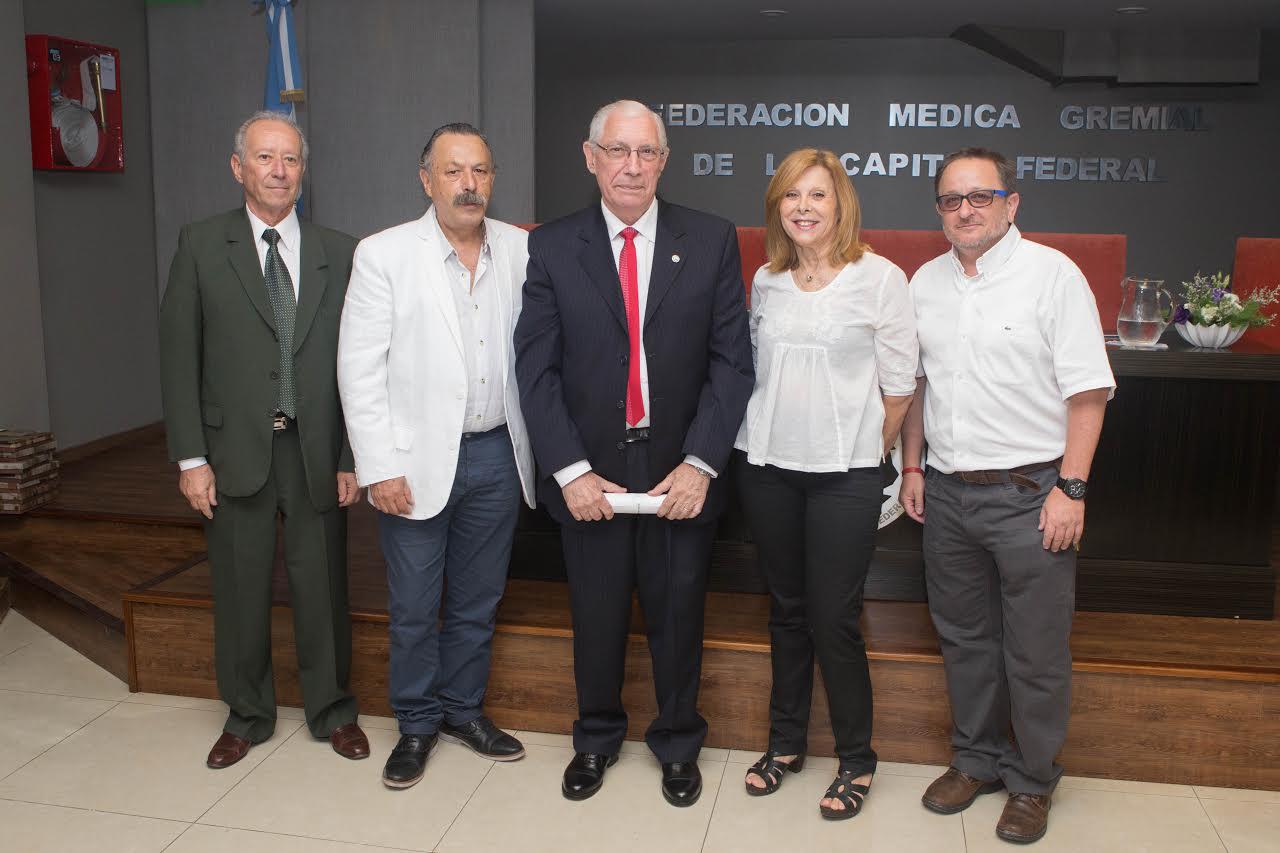 Asumió la nueva Junta Ejecutiva de la FEMECA