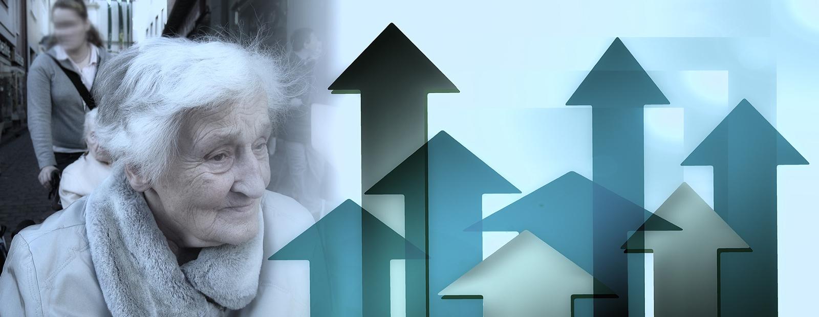 La atención médica de los jubilados, un problema de salud pública
