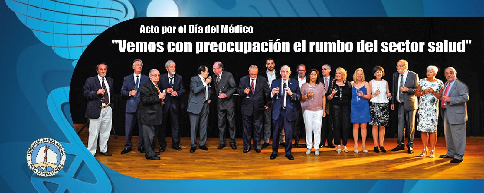 El titular de Femeca reflexionó sobre la realidad de la profesión