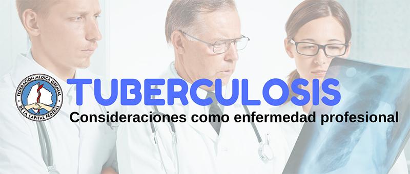 Opinión. Salud laboral y tuberculosis