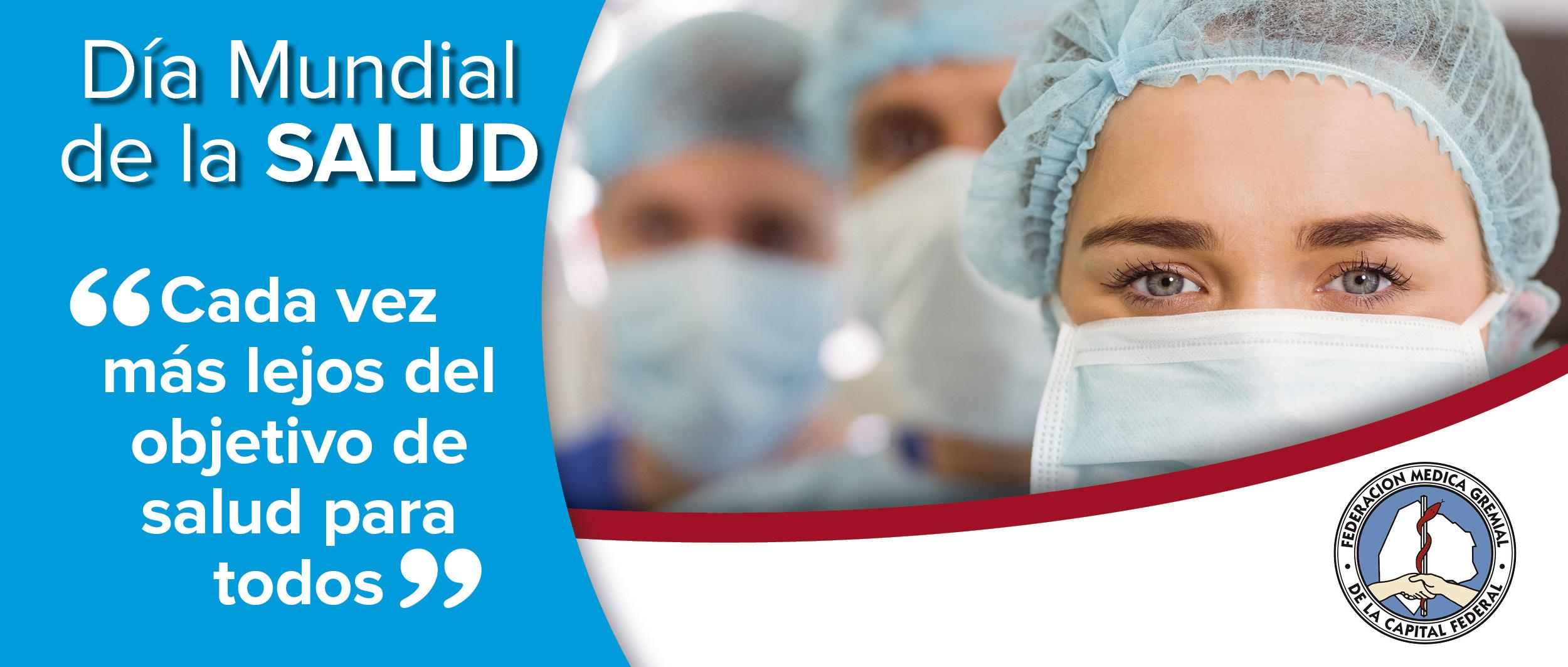 Análisis del sistema sanitario en el marco del Día Mundial de la Salud