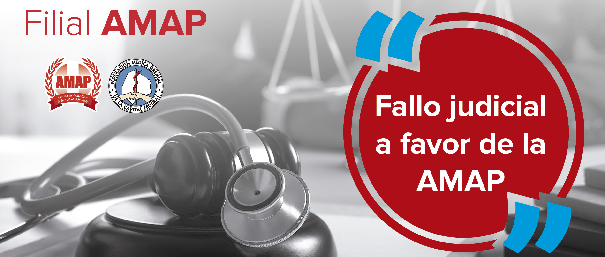 Fallo judicial obliga al Hospital Español a reincorporar a una dirigente de la AMAP