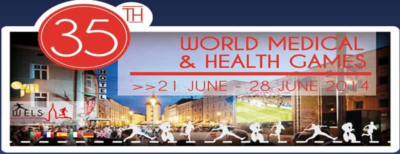 35° Juegos Mundiales de la Medicina y de la Salud