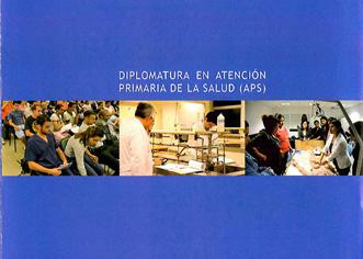 Diplomatura en Atención Primaria de la Salud