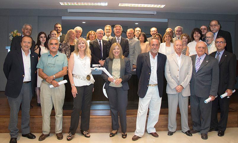 Femeca celebró su 82º Aniversario